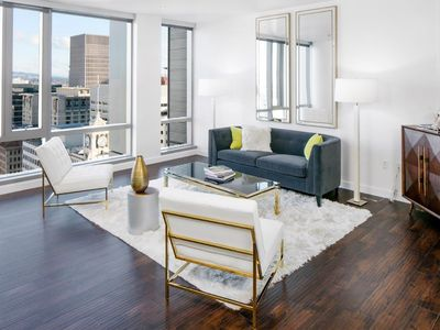 Photo for Downtown Lux Apartments 2BD 2 F