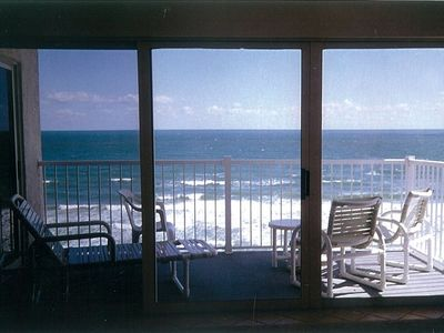 Photo for Direct Oceanfront, Corner Unit, Top Floor, Panoramic View