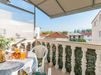 Photo for Studio flat with balcony Omiš
