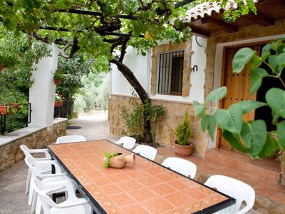 Photo for Rural accommodation Los Angostones for 10 people