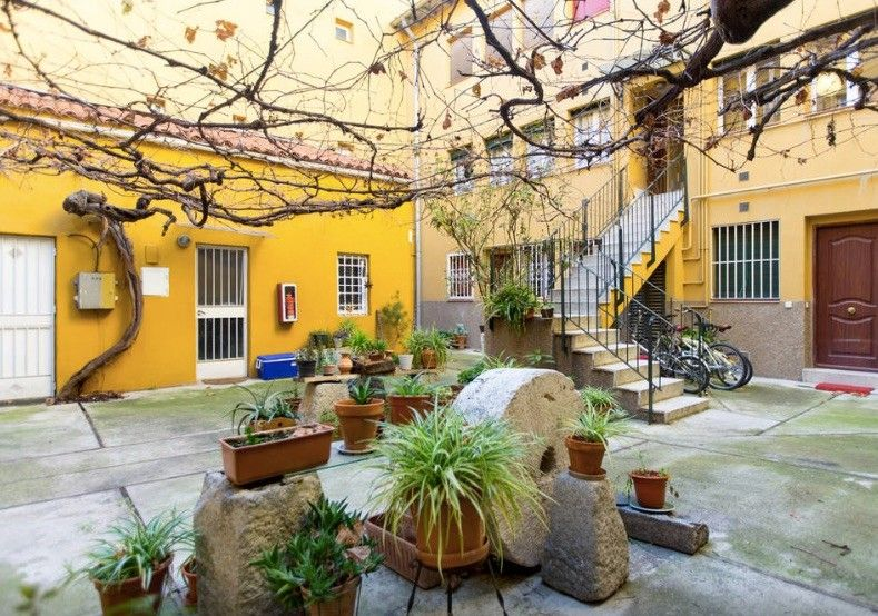 Apartment in the center of madrid with terrace garden - Garden center madrid ...