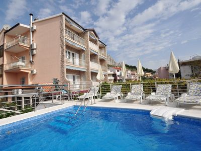 Photo for Studio apartment with swimming pool in Omiš