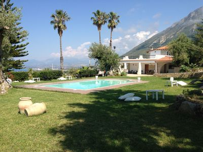 Photo for Villa Consiglio - Splendid villa with private pool in the heart of the Mediterranean