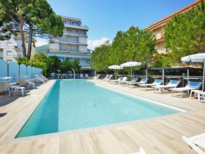 Photo for Residence Hermitage, Pietra Ligure  in Riviera di Ponente - 2 persons