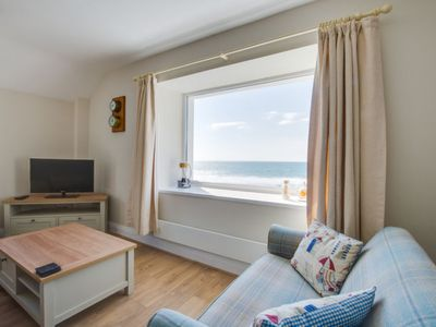 Photo for Vacation home Glandon in Abersoch - 5 persons, 2 bedrooms