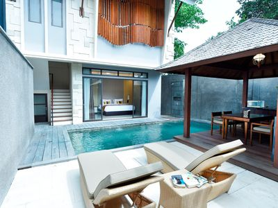 Photo for Two Bedroom Villa in Canggu with a private pool