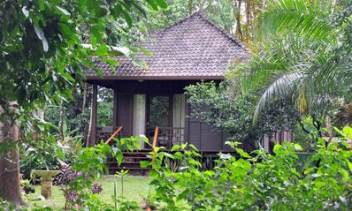 Photo for Tropical Garden Retreat with Private Spa and Plunge Pool