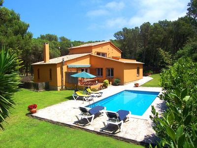 Photo for 5 bedroom Villa, sleeps 10 in Llafranc with Pool and WiFi