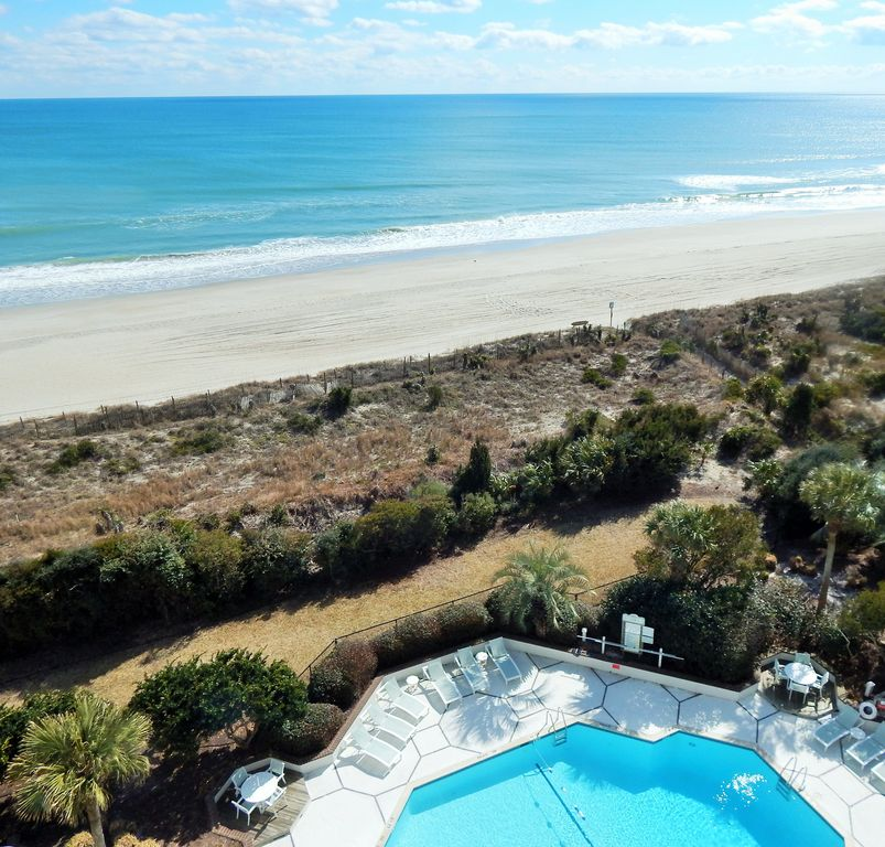 Wrightsville Beach House Rentals: Oceanfront VIEW Is WAITING For YOU! 8th/Top...