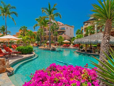 Photo for Peaceful 1-bedroom condo at Hacienda del Mar