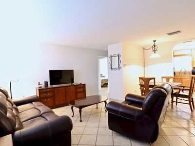 Photo for River Oaks Retreat-Close to Airport,  Cruise port, and Beaches