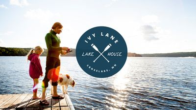 Come enjoy the pristine shores of Crosslake on the White Fish Chain