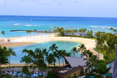 View from your personal lanai