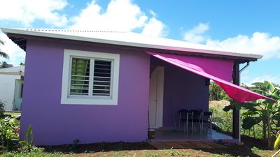 Photo for SUPERB NEW HOUSE OF 45M2 ALL EQUIPPED A CORNER OF PARADISE