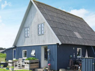 Photo for Attractive Holiday Home in Jutland Denmark with Terrace
