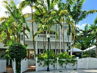 Photo for Palm Trees Ocean Breeze Key West FL