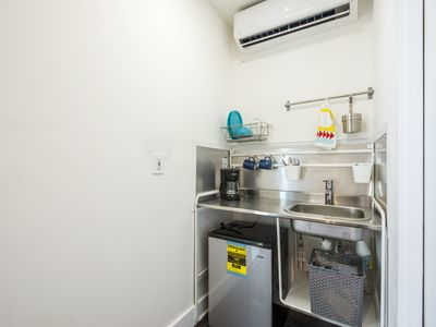 Photo for NEWLY REMODELLED STUDIO IN THE HEART OF WYNWOOD. Private entrance and bathroom.