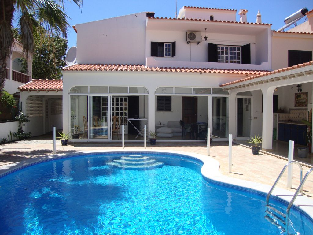 algarve house with pool near faro homeaway