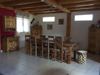 Photo for HOLIDAY RENTAL CHALET ALL COMFORT 4 stars