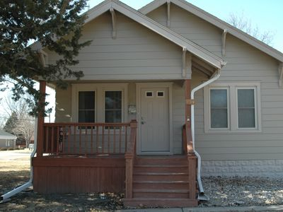 Photo for Bethany Bungalow, 2 Bdrm, 1 Bath bungalow near all Husker events