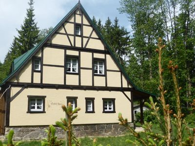 Photo for Holiday house Auerbach for 6 - 7 persons with 3 bedrooms - Holiday house