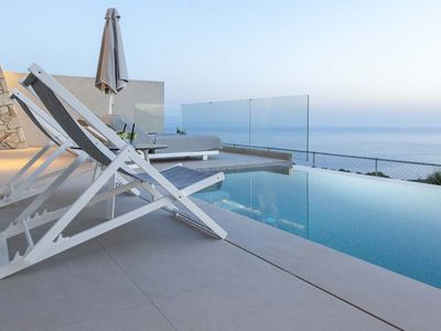 Photo for 1 Bedroom SivotaSunset Villa With Pool&Amazing SeaViewsNowWith 10%Off Until 18/7