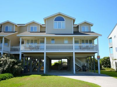 Photo for Beautiful Oceanfront Duplex in Gated Community!