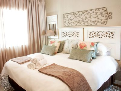 Photo for 1BR Apartment Vacation Rental in Stellenbosch, Western Cape