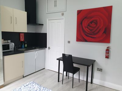 Photo for Modern Studio one minute walk from tube station