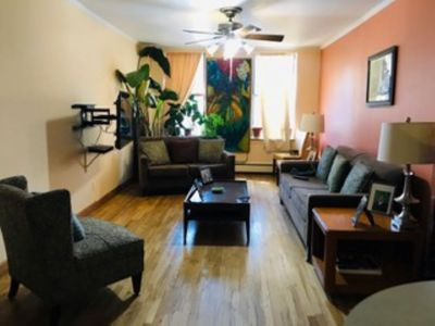Photo for Spacious 2 bdrm, 2 bath Co-op on the Lower East Side, Pet Friendly