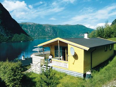 Photo for Vacation home Angelhaus (FJS226) in Sognefjord, Nordfjord, Sunnfjord - 5 persons, 3 bedrooms