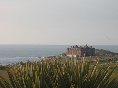 Photo for Amazing Sea Views with Parking and WiFi. town and beaches only 5 minutes
