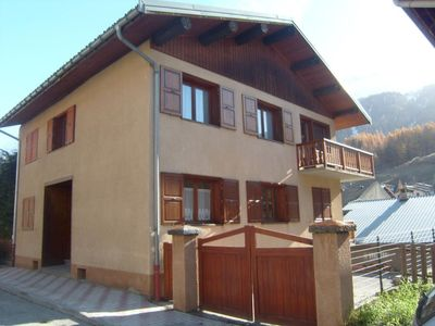 Photo for STELLINA 2 CHARMING CHALET IN the heart of the village 300 meters from the slopes *****