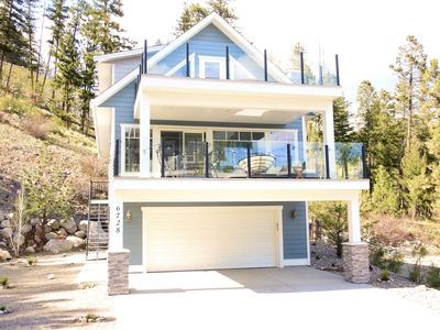 Photo for New Cottage in popular resort on the west side of Lake Okanagan for rent!