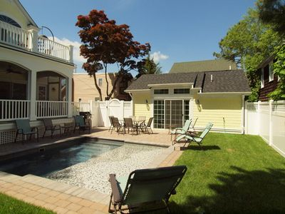 Photo for Luxurious Brand New Home 2nd Ocean Block w/ Private Pool Sleeps 12