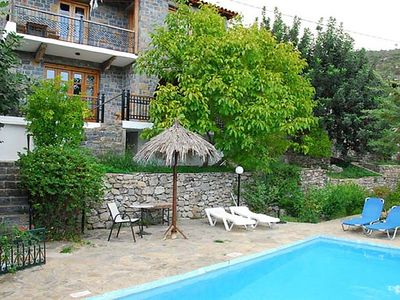 Photo for Vacation home Villa Sophie  in Istron, Agios Nikolaos, Crete - 6 persons, 2 bedrooms