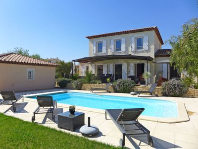 Photo for Vacation home Aqui Sian Ben  in Saint Cyr sur mer Les Lecques, Cote d'Azur - 8 persons, 4 bedrooms