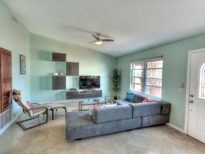 Photo for Family Friendly 2BR South Oceanside w/pool, hottub, view, direct beach access