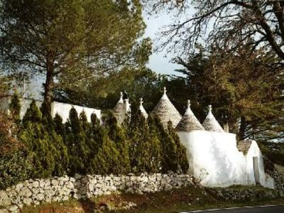 Photo for Magic, charme and well-being between the trulli