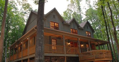 Photo for Erskine House at the New River Gorge, Luxury Living on the Gorge