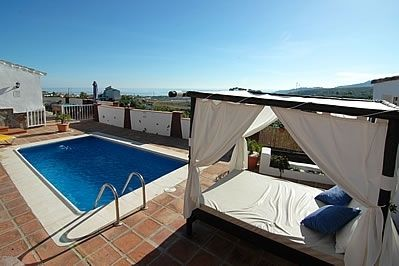 Photo for Nerja Villa, Sleeps 2 with Pool and Air Con