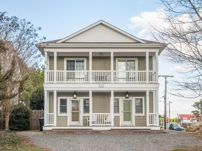 Photo for Newly Built 5 Bedroom Single Family Home 1.5 Blocks from Ocean