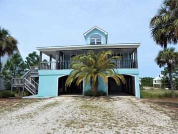 Nice Gulf View Home in Gated Desoto Landing