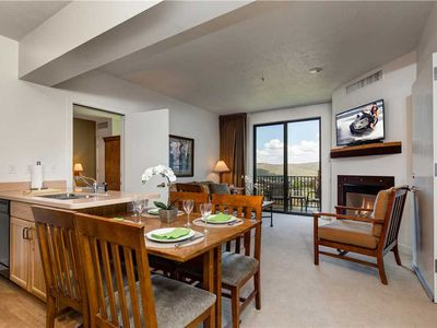 Photo for Near Deer Valley Gondola! Top Floor Unit w/King Bed, Hot Tub & Pool! Lake Fun!