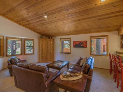 Photo for Tahoe Chalet Living at its Best!