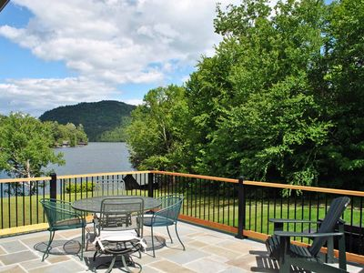 Photo for Newly Renovated Private Camp On Lake Placid