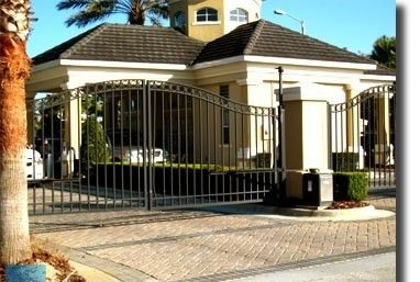 Manned gated community - totally secure