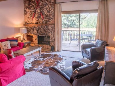 Photo for Two Bedroom plus Loft for up to 8 Guests with Access to Sun Valley Resort Pool