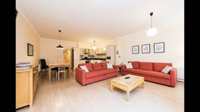 Photo for Bright 2BD with large terrace near Temple Bar