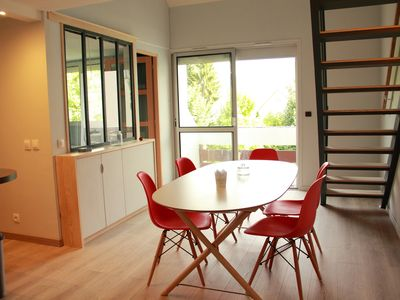 Photo for Lovely bright and spacious duplex ideally located in the heart of the valley